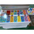 Cartes éducatives de collection carte à jouer pour l'usine automatisée d'impression de bébé CMJN