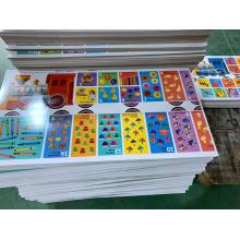 Коллекционные обучающие карты игральные карты для детской автоматизированной фабрики печати CMYK