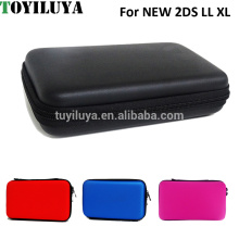 4 Color Protective Travel Case Hard Shell Pouch Bag for Nintendo new 2ds xl ll