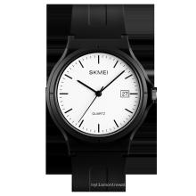 New hot Skmei Minimalist Slim Band cheap  waterproof japan movt quartz watch stainless steel lady's wrist watch