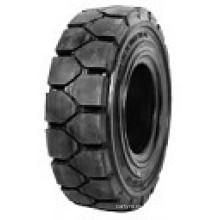 Fábrica de neumáticos con certificación ISO DOT de neumáticos sólidos neumáticos Tire 8.25-15
