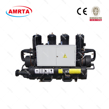 Water Cooled Scroll Water Chiller System