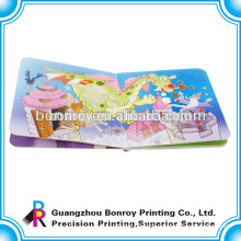 2014 the most popular color printing children fairy tale book