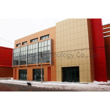 Weather Proof Building Materials Aluminum Composite Panels for Outdoor Curtain Wall Panel