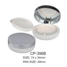 Round Plastic Compact Case Cp-396b