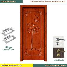 Обычная Деревянная Дверь Фошань Деревянные Двери Деревянные Двери