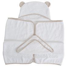100% bambou ours bambou bébé à capuche serviette premium serviette pour les nouveau-nés nourrissons tout-petits enfants garçons et filles, Ours oreilles à capuchon bébé