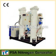 Application du générateur de gaz à l'azote