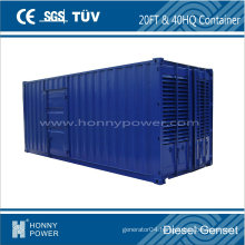 ISO 20′ or 40′ Type Generator Container Genset (HGM)
