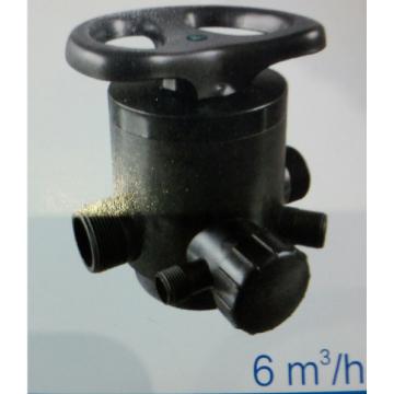 F64F ручной клапан фильтра для очистки воды