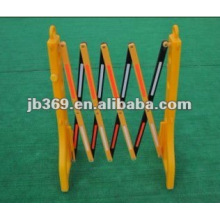 High quality Expandable barrier products Road expanding barrier