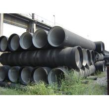 "ISO2531 K9 10 ""DN250 tubo de hierro dúctil"