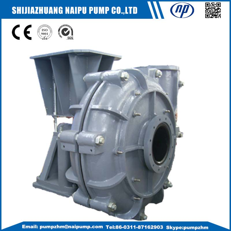 115alluminum industry slurry pump