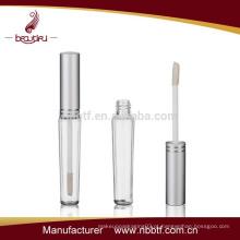2015 Hot Venda Plastic Round Mini Lipgloss Tubo em cosméticos