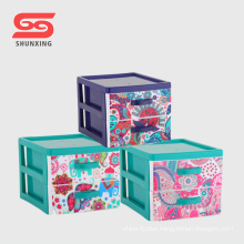 ECO-friendly storage box plastic desktop drawer for sale