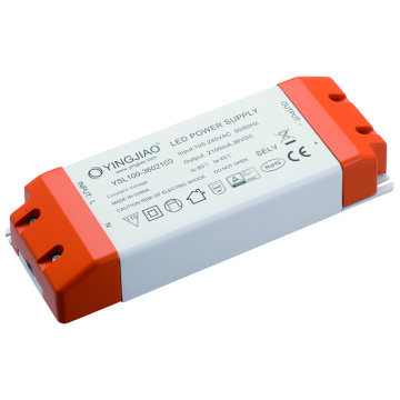 100W OEM Customized Dimmable Led Driver 24/36/48V