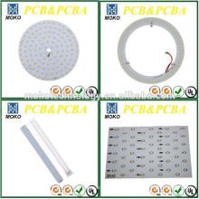 customized design led pcb white led pcb green led pcb