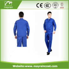 Coverall Blue Colors para Safety Workwear de la bata
