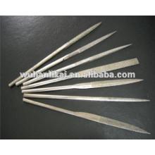 high quality electroplated diamond needle file