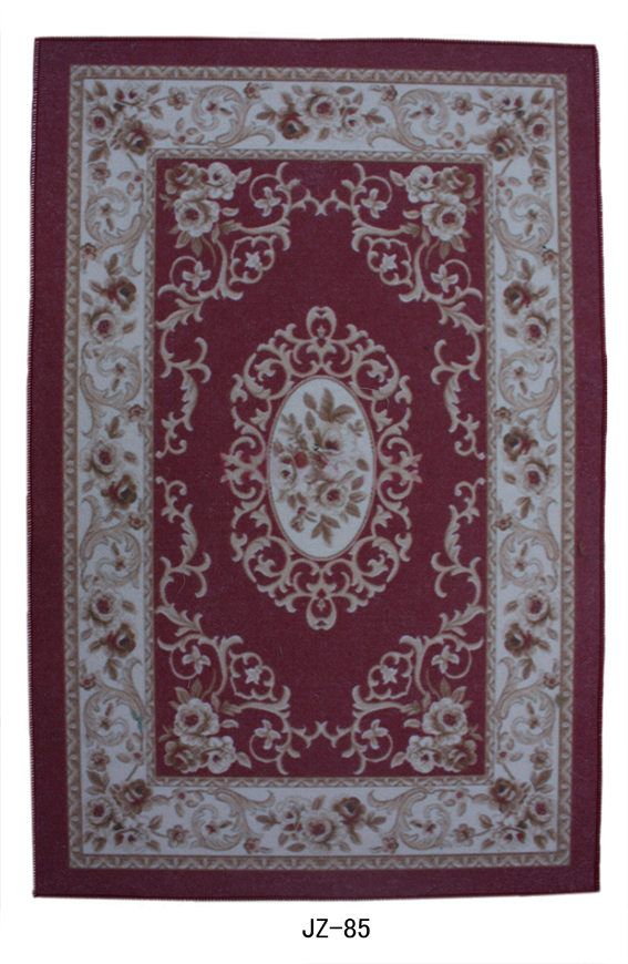 Persian design carpet