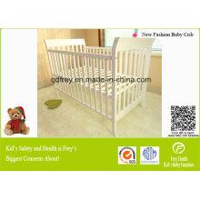 Mode Coton massif en bois Amérique Style Lit bébé