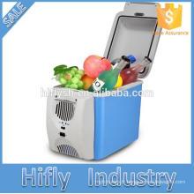 HF-750 220V DC / 12V AC 38W voiture Refigerate voiture et l'utilisation à la maison Mini réfrigérateur (Certificat CE)