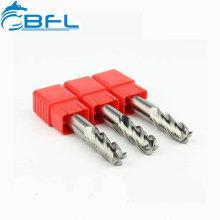 BFL CNC Carburo estándar Esquina de radio de esquina Herramientas de fresado Todo tipo de cortadoras especiales