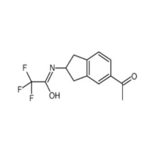 Acetamide, N- (5-Acetyl-2,3-Dihydro-1H-Inden-2-Yl) -2,2,2-Trifluoro- CAS 601487-87-0