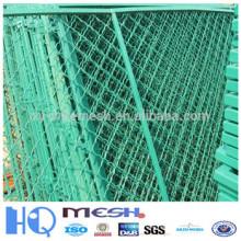 PVC coated beautiful grid mesh