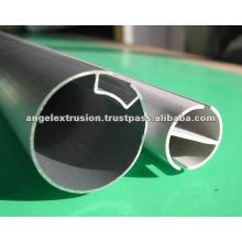 Extrusão de alumínio para cortinas de rolo
