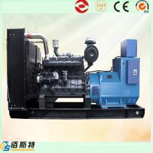 450kw 562.5kVA Shangchai abierto generador eléctrico conjunto