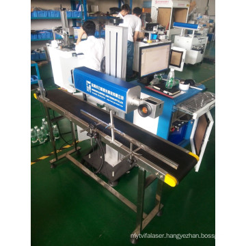 Laser Marking Machine for Stone Artwork (GL-F10)