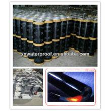 3mm de espesor SBS modificado bitumen membrana impermeable