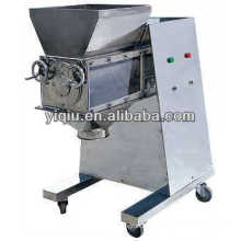 Wet mixer granulator