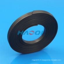 Rouleau flexible magnétique à bande douce personnalisée