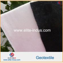 Geotêxtil de grande resistência dos PP da fibra curta dos materiais da construção de estradas