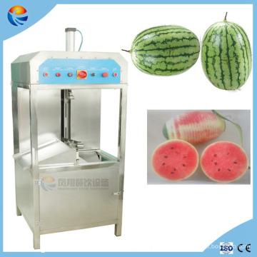 2 PCS/Minute Automatic Pineapple Watermelon Grape Fruit Peeler Peeling Machine