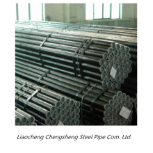 DIN black round seamless steel pipe carbon steel pipe