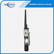 Handheld Intercom Walkie Talkie with GPS locator