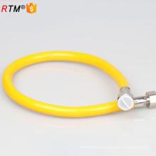 B17 Manguera de gas corrugada retráctil flexible de acero inoxidable de alta calidad
