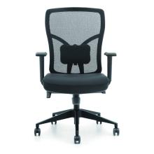Bequeme Mittelrückensitze für Büroangestellte oder Innenministerium