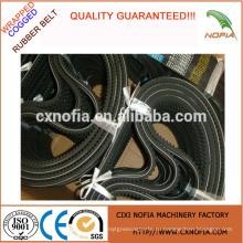 Специально разработанные шнуры Увеличенный срок службы Прочный резиновый ремень