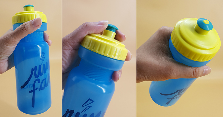 DETAIL pe water bottle