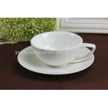 2015 new design bulk tea cup and saucer wholesale