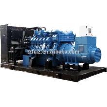 1800KVA diesel generator set powered by MTU