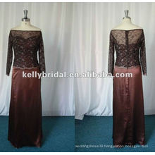 elegant mother of the bride lace dresses M01