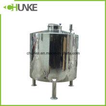 Réservoir de stockage de l'eau stérile de Ss 304/316 pour l'industrie alimentaire
