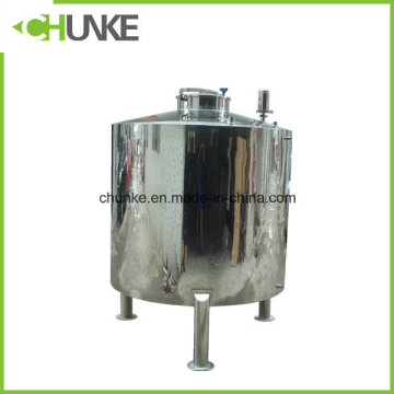 Стерильные СС 304/316 бак для хранения воды для пищевой промышленности