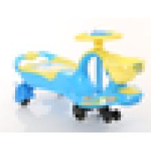 Reiten auf Spielzeug Baby Swing Auto; Lustiges Schaukelauto für Baby; Plastikfahrt auf Spielzeug