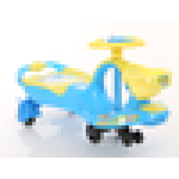 ride on toy baby swing car ; funny swing car for baby ; plastic ride on toy